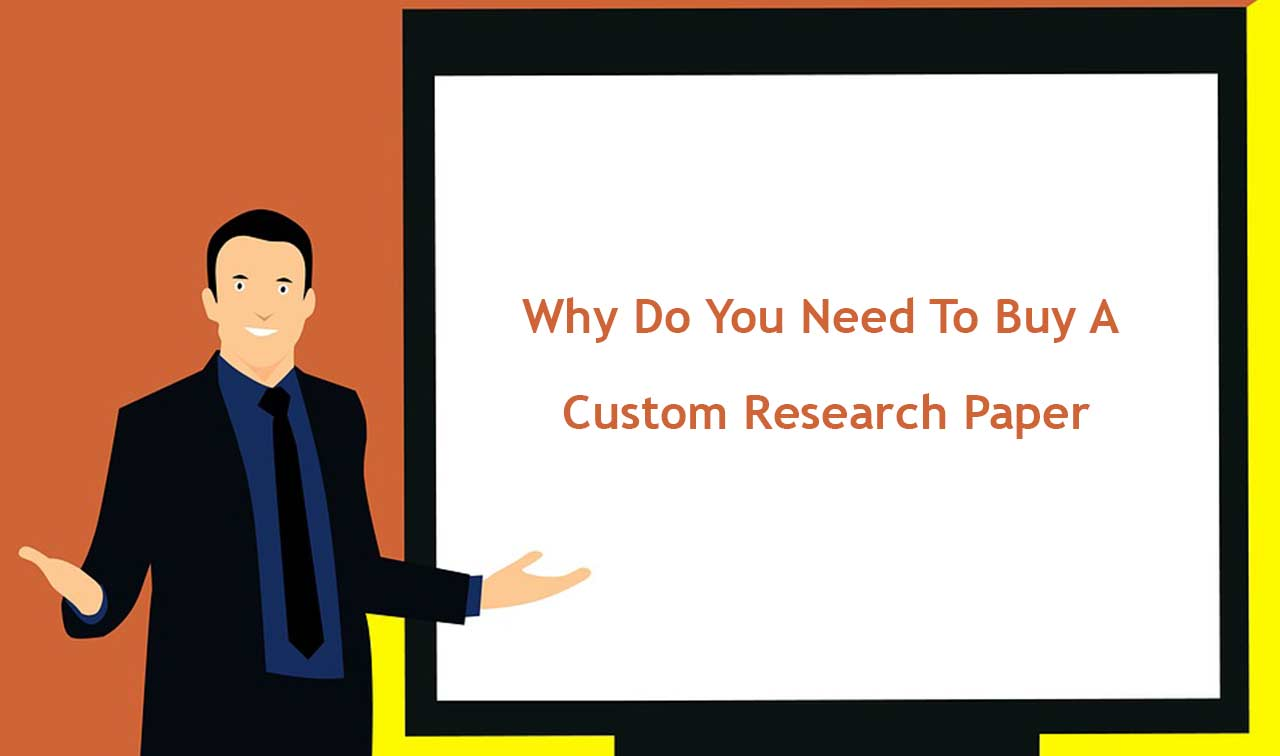 Buy Custom Research Paper from top writers